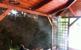 Climatización de terrazas